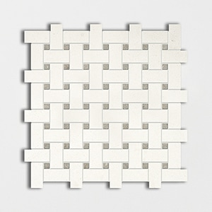 Paris Honed 12x12 Basket Weave
