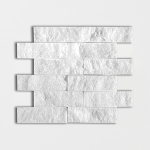 Carrara T Rock Face 11 3/4x13 3/4 2x6