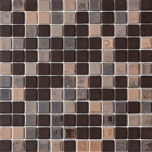 Cocoa Mix Polished&matte 12x12 1x1