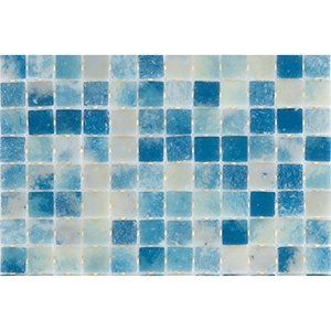 Blue Stone Anti Slip 12 1/4x18 1/2 1x1