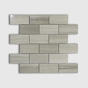 Athens Grey Standard Polished 12x12 Grand Brick