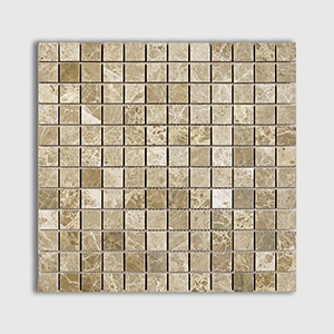 Emperador Light Standard Polished 12x12 1x1