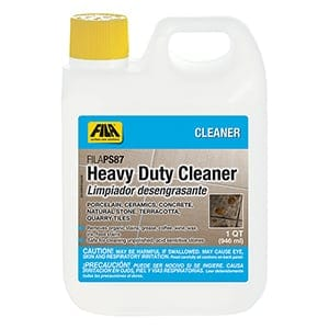 Fila Heavy Duty Cleaner 1 Quart Ps87