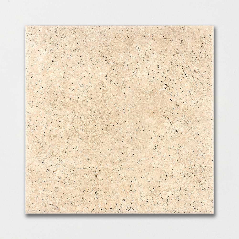Chiaro Antiqued Travertine Tiles
