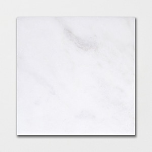 European White Polished 12x12