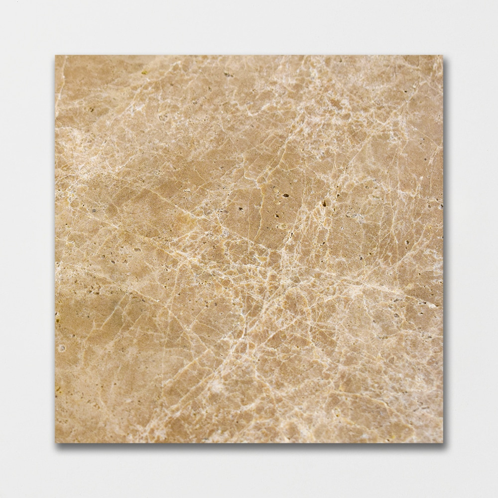 Emperador Light Polished Marble Tiles