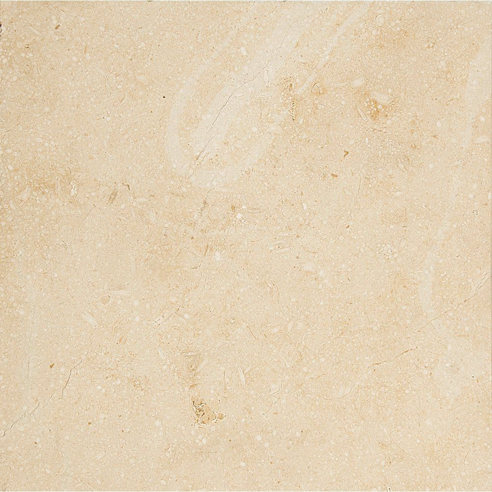 Now Available Beige Jerusalem Light Honed 12x12 Limestone