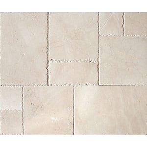 Sahara Cream Brushed Chiselled Versailles Pattern Versailles Pattern