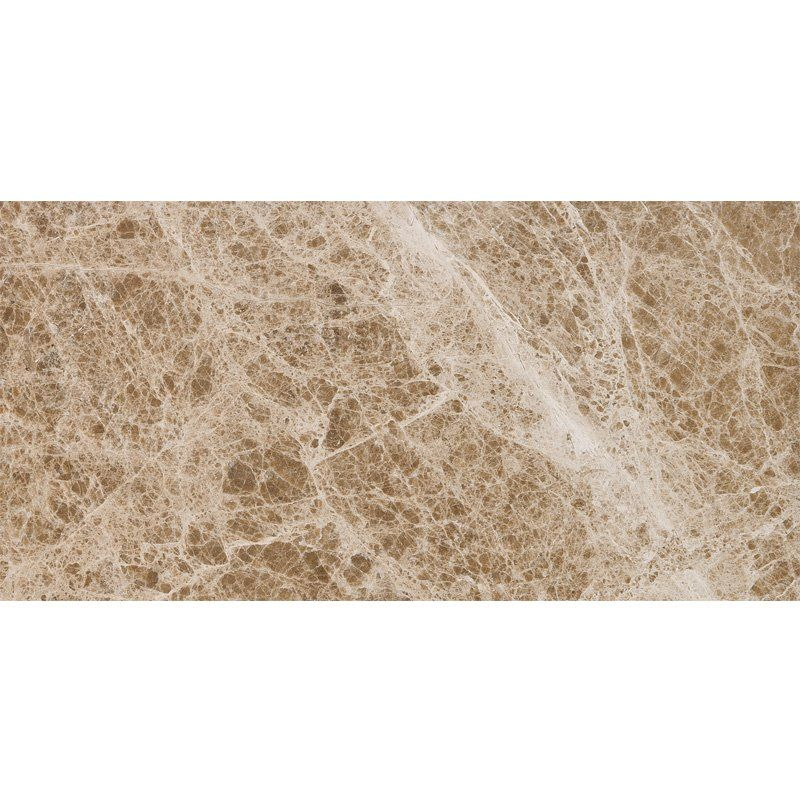 Purchase Emperador Light Honed 12x24, Brown Marble Tile