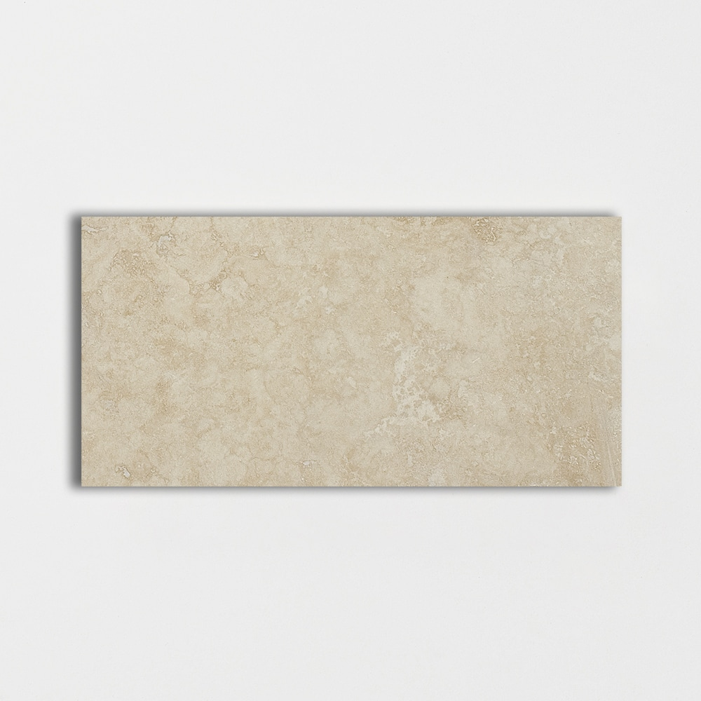 Get Chiaro Honed Amp Filled 12x24 Beige Travertine Tile