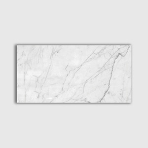 Italian Carrara Honed 12x24