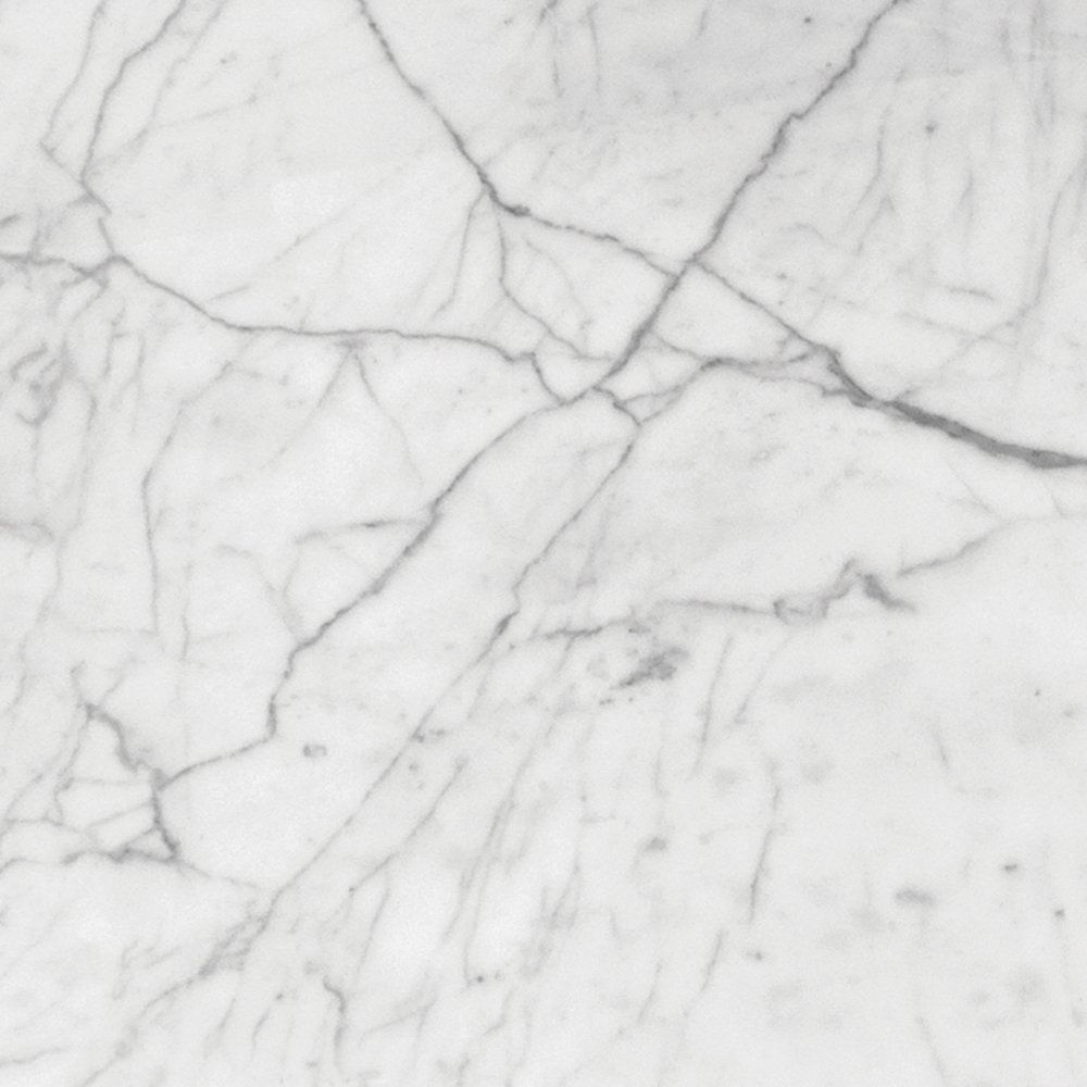 Get Marble Tile Italian Carrara Polished 18x18 In White