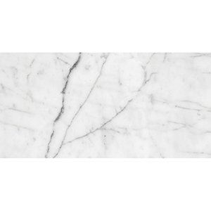 Italian Carrara Honed 2 3/4x5 1/2