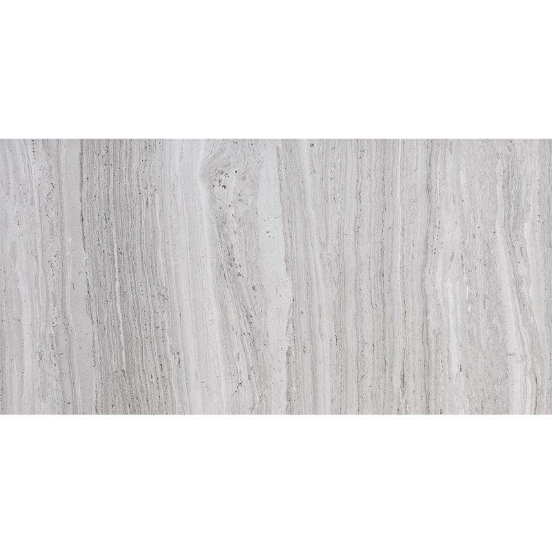 12x24 Marble Tile: Athens Grey Light Honed 12x24 Marble Tiles
