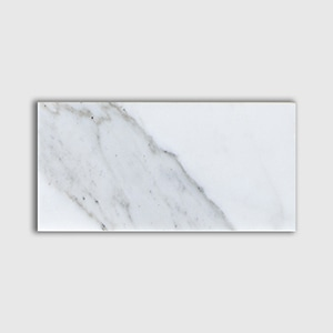 Calacatta Gold Polished 2 3/4x5 1/2
