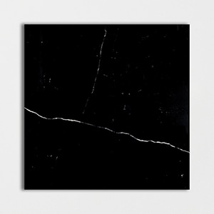 Black Polished 18x18
