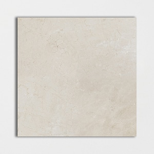 Crema Marfil Polished 18x18
