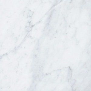 White Carrara Standard Polished 12x12