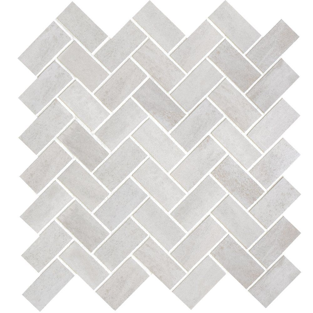 Pearl Polished 12x12 Herringbone 1x2