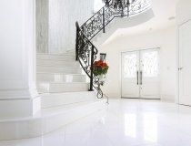 ALPINA WHITE POLISHED MARBLE TILES (TL16764)