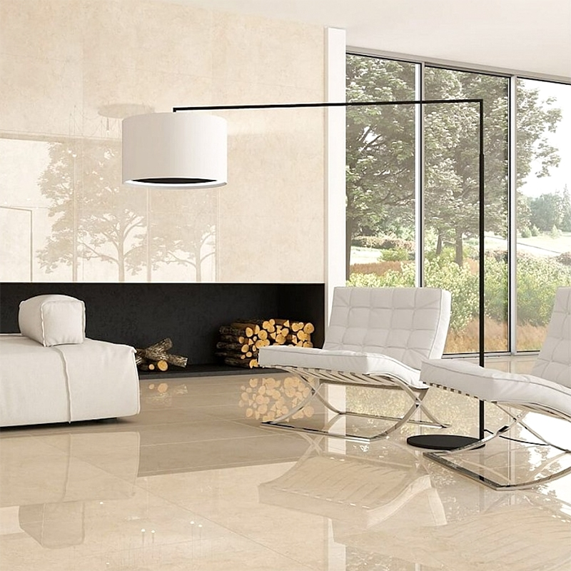 SUPREMO POLISHED MARBLE TILES (WMC10001)