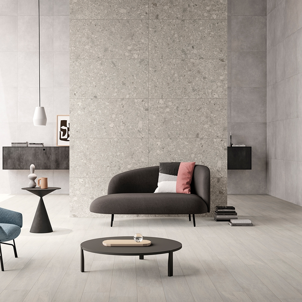 OXFORD GRIS MATTE PORCELAIN TILES (WVT00027)