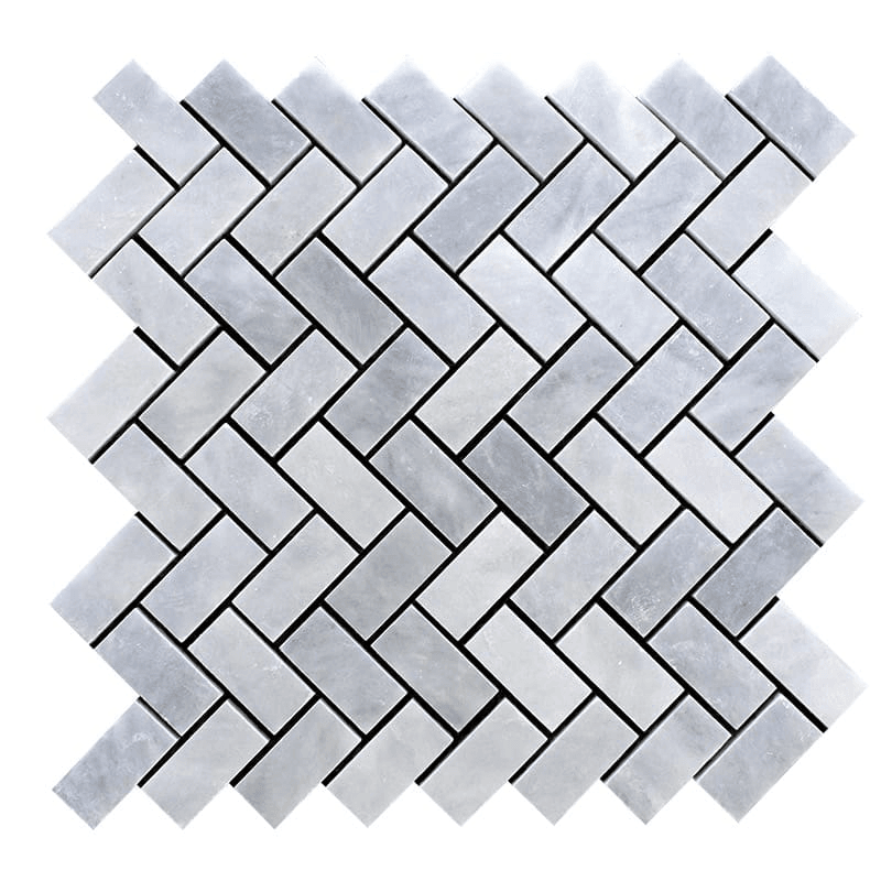 Natural Stone Herringbone Patterns