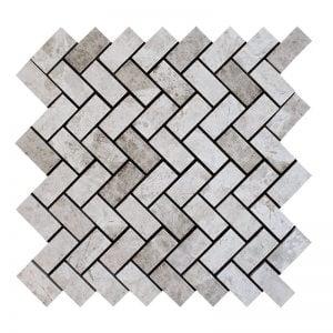 Natural Stone Herringbone Patterns